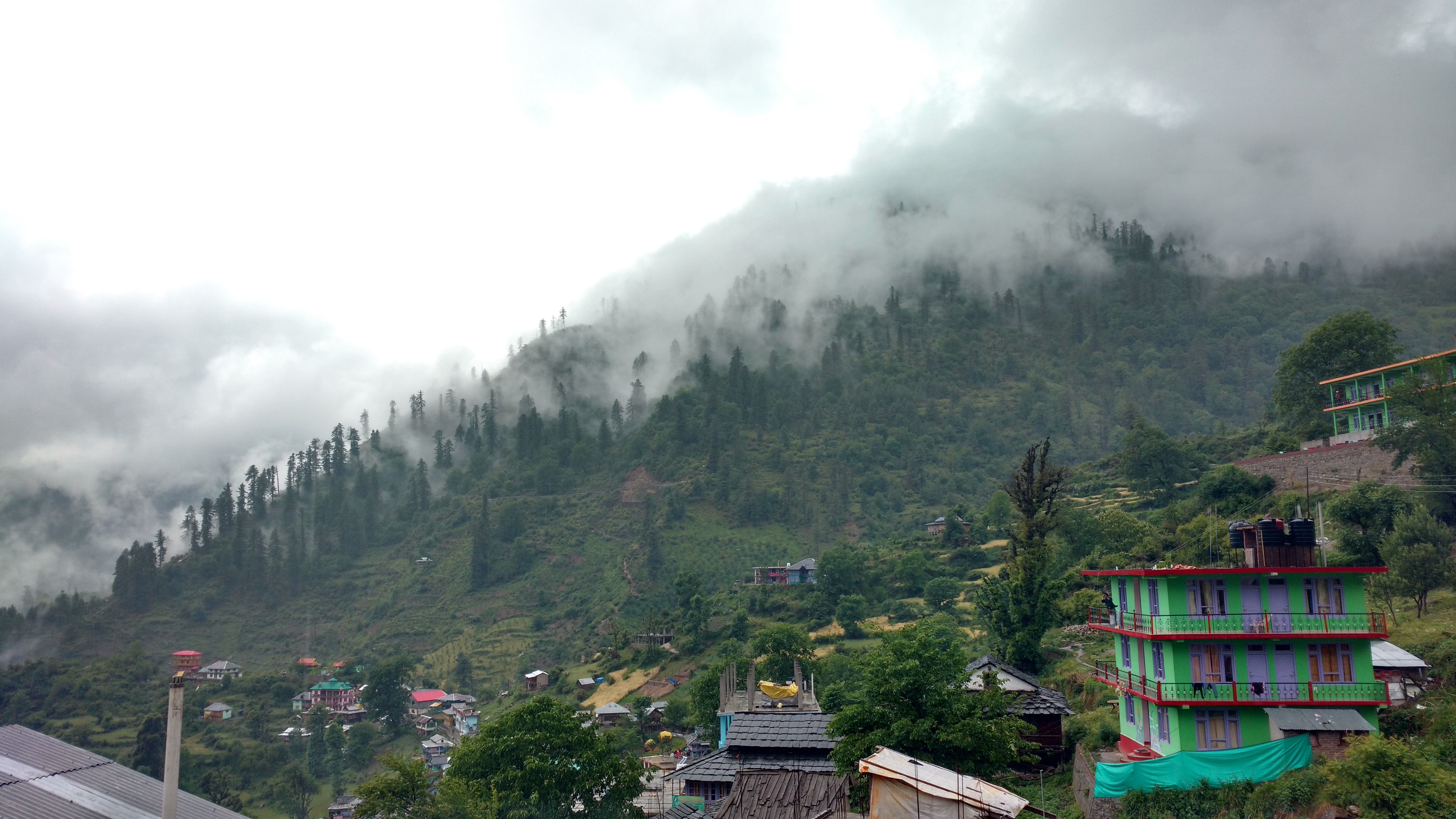Backpacking in Parvati Valley