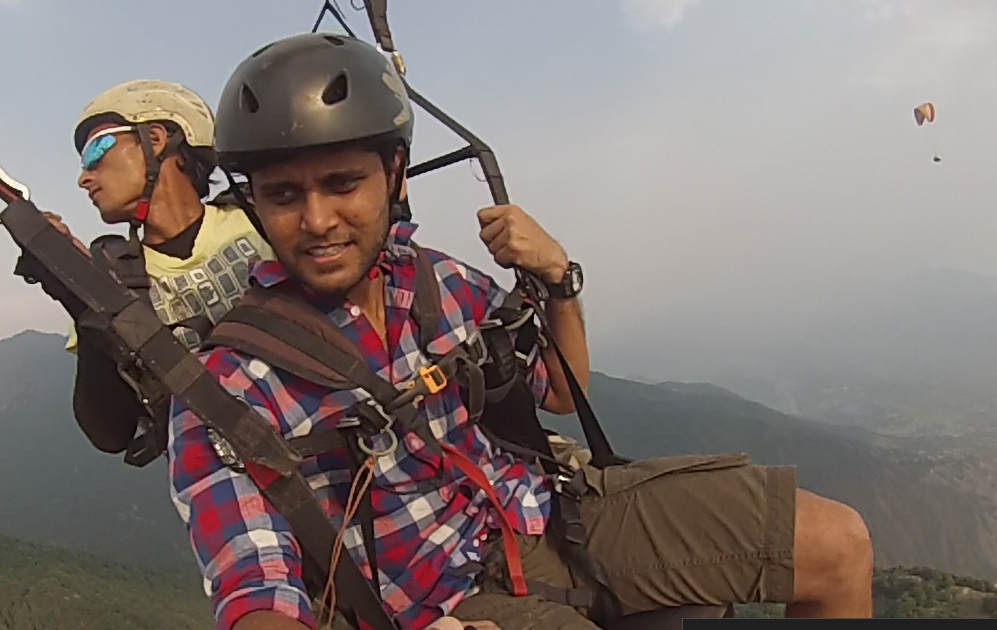 Adventure sports in Himachal