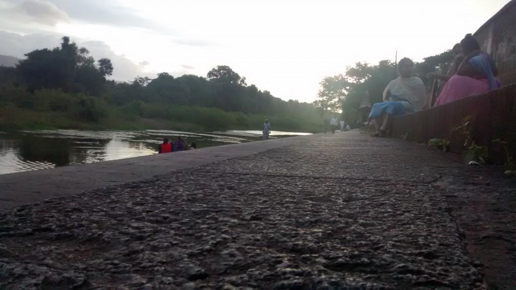 An evening in Wai