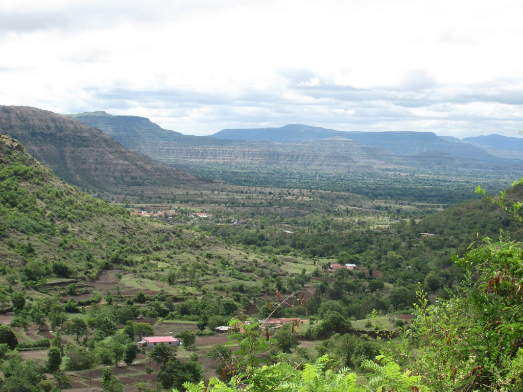The Sahyadri Valley