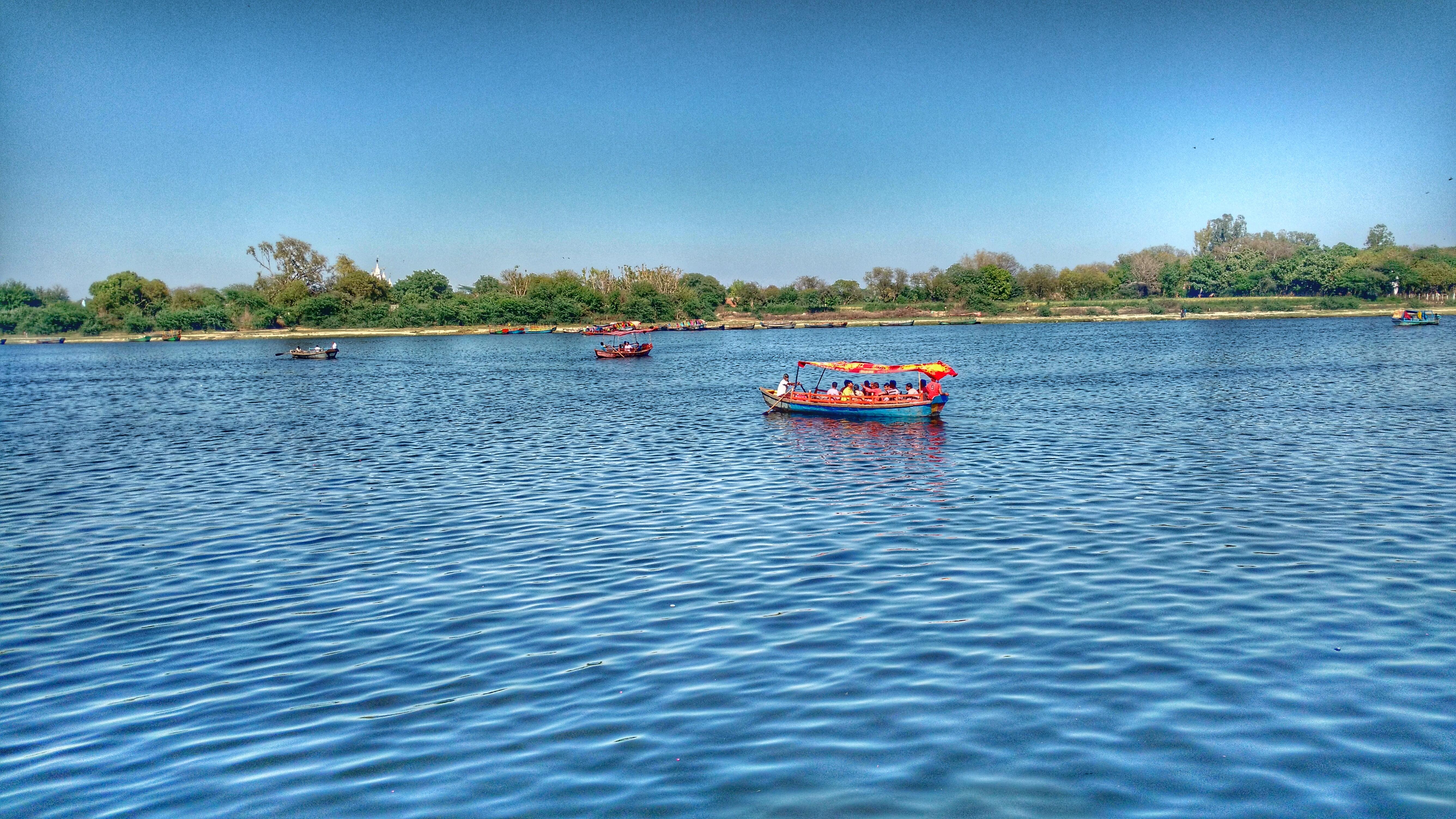 Mathura beyond Holi