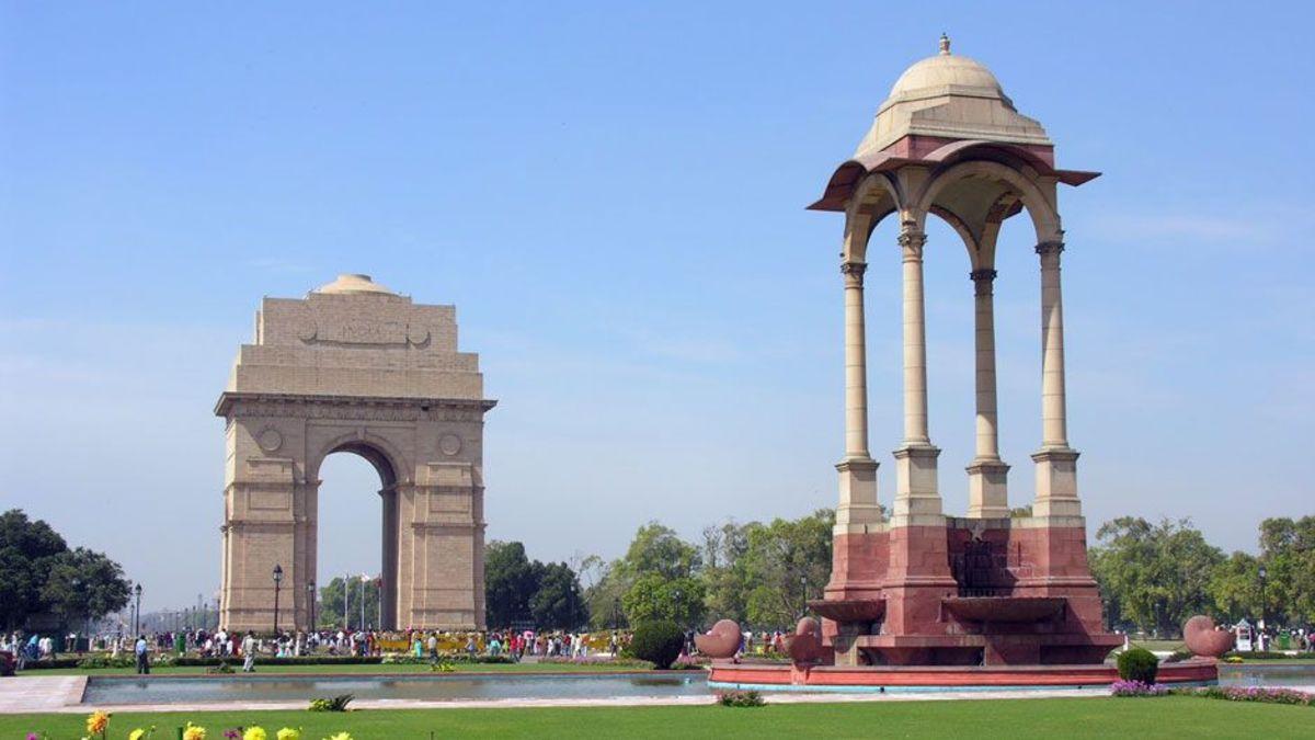 That strange feeling in Delhi