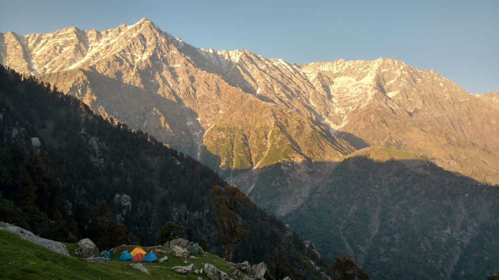 The Triund Trek